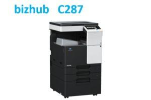 bizhub c287
