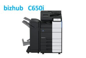 bizhub c650i