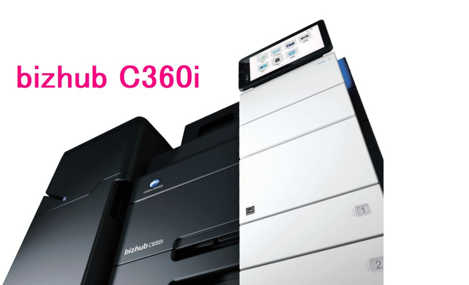 bizhub C360