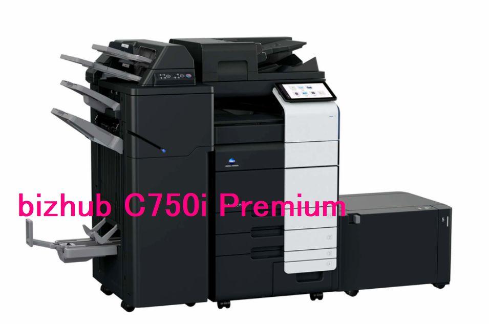 bizhub C750i Premium