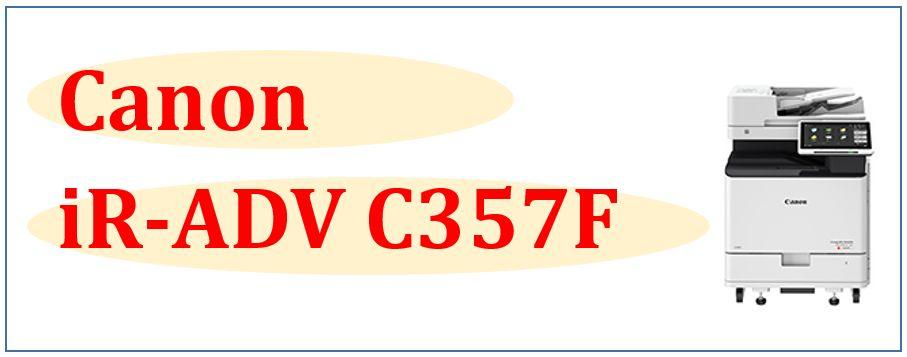 iR-ADV C357F